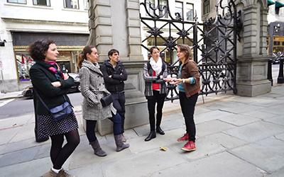 Boston visite-guidee