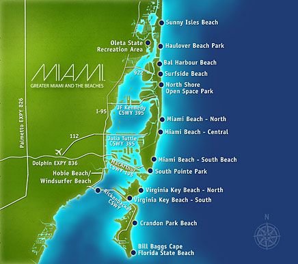 Maimi-map-8-16-Beaches