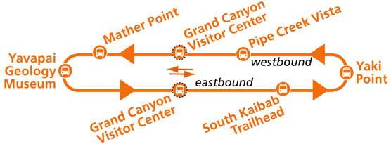 oraange-route-map