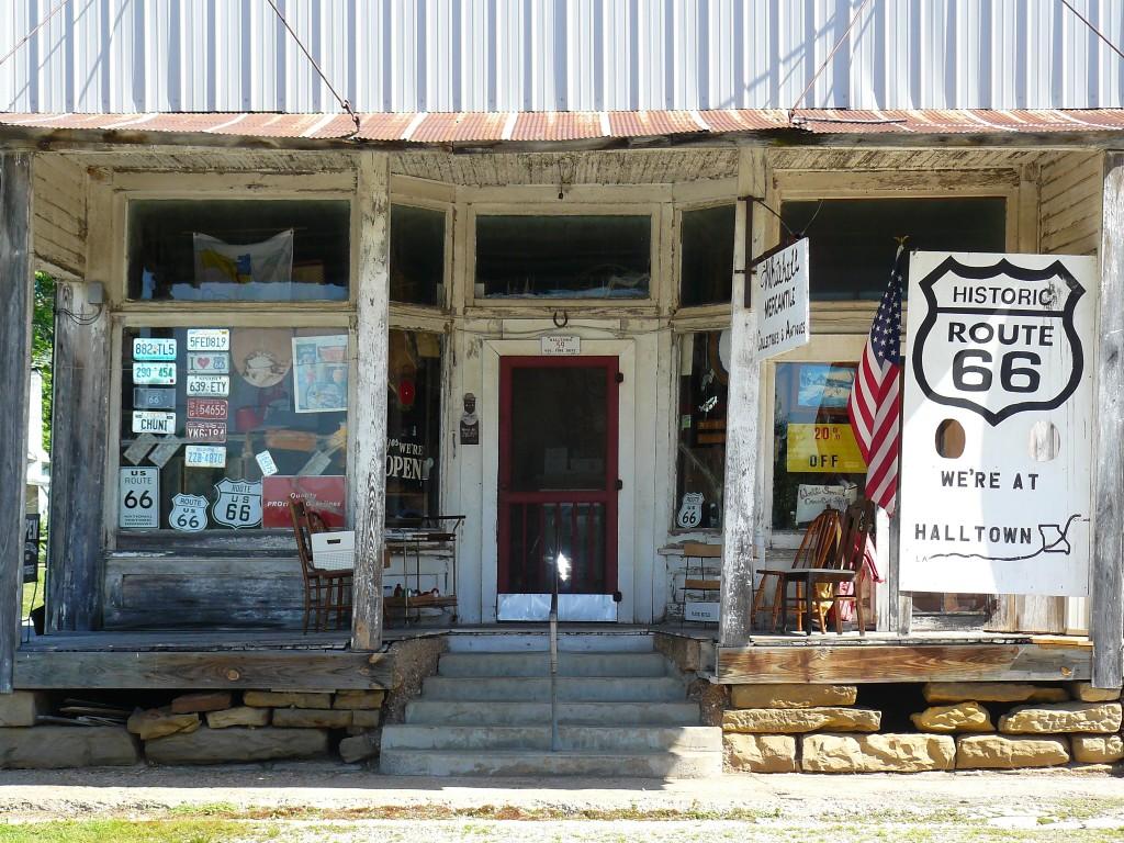 Halltown Missouri