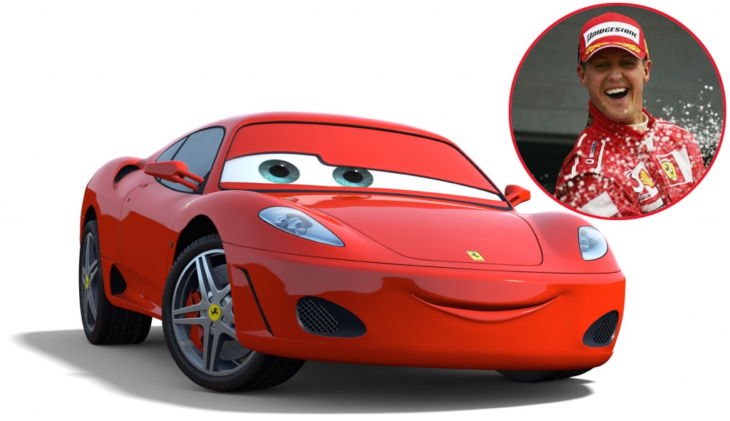 Schumacher-cars