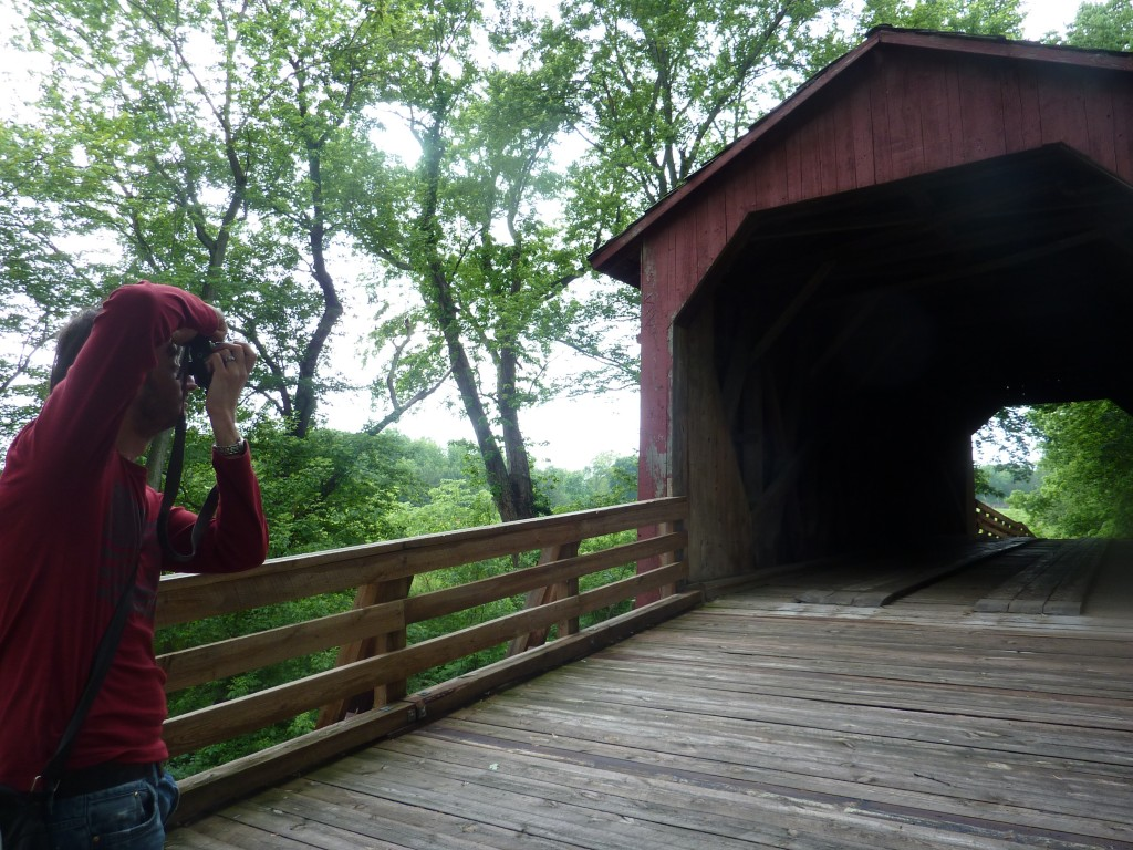 Sugar Creek Covered Bridge (2)