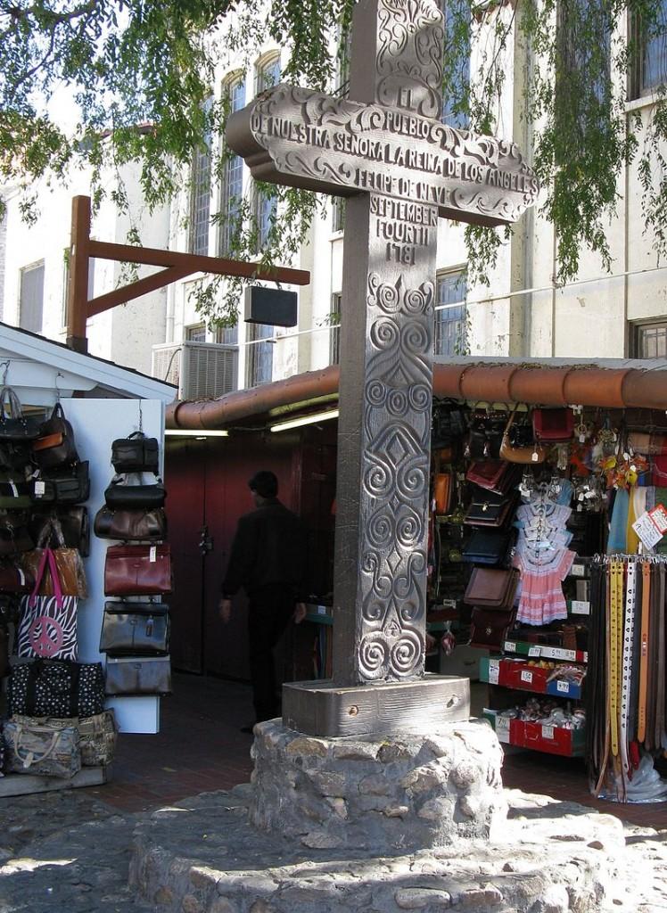 LA_founding_pueblo_marker
