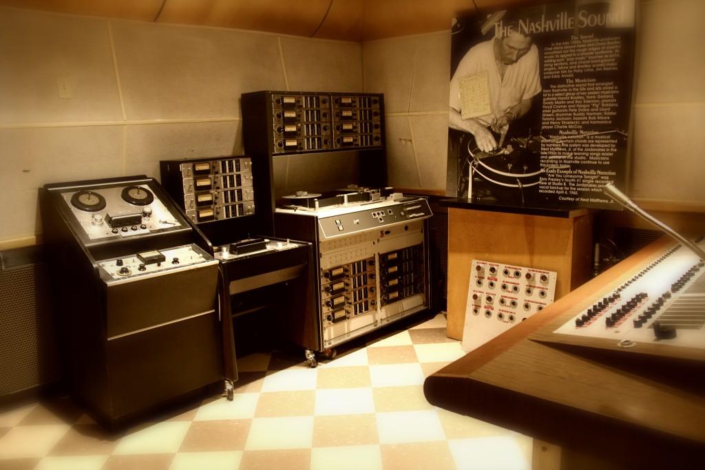 Ampex_440_&_MM1000,_RCA_Studio_B-1