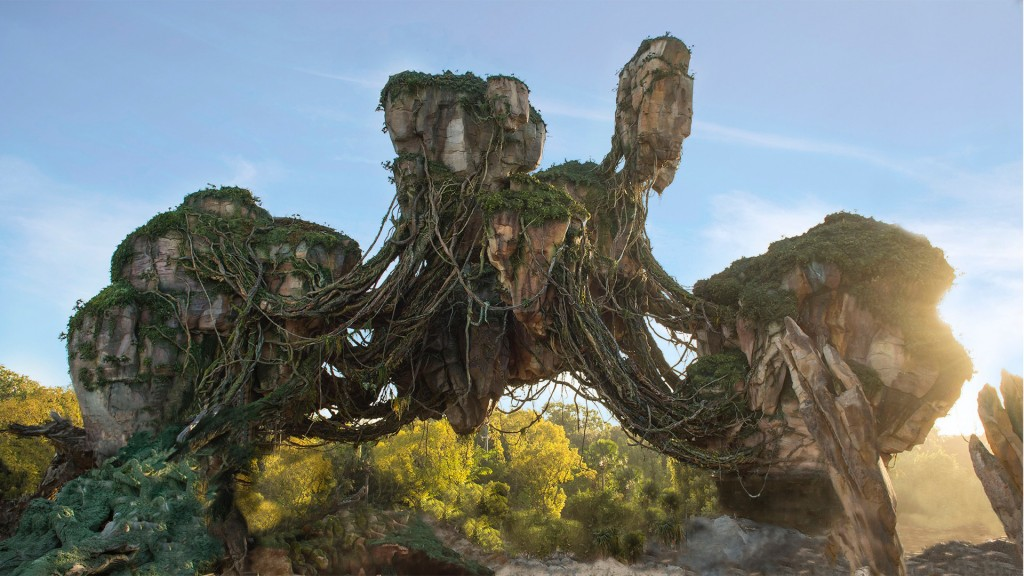 Pandora -- The World of Avatar at Disney's Animal Kingdom