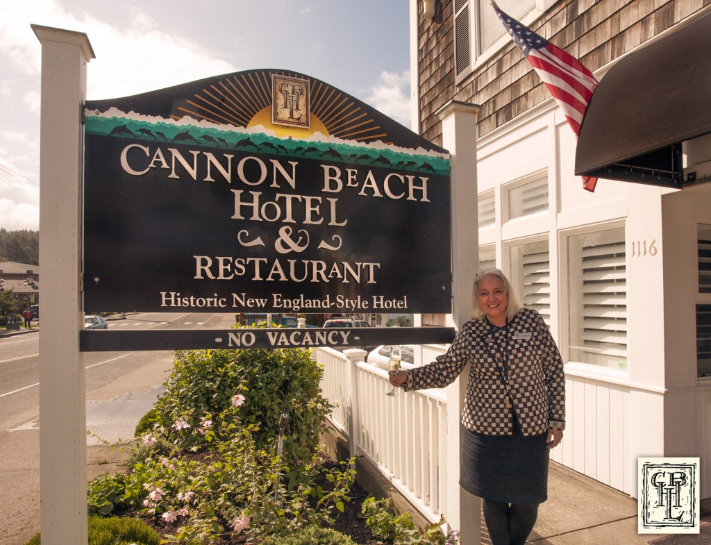 Claudia Toutain-Dorbec Owner Cannon Beach Hotel Lodgings