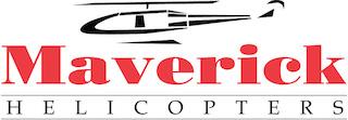 new Maverick Helicopters Logo for Shanna